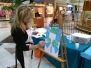 Art and Juice at Southland Mall March 2014